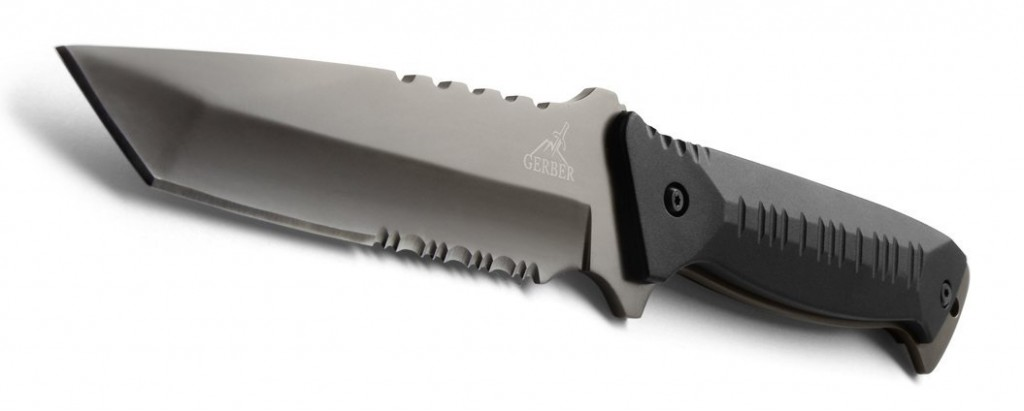 gerber warrant tanto messer