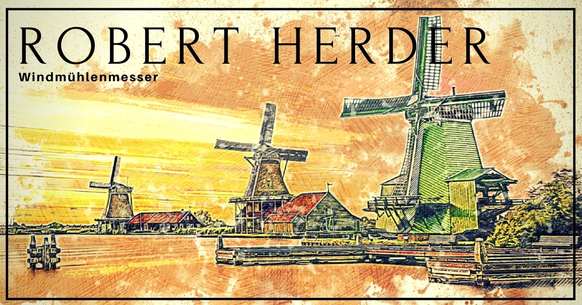 robert herder windmühlenmesser test