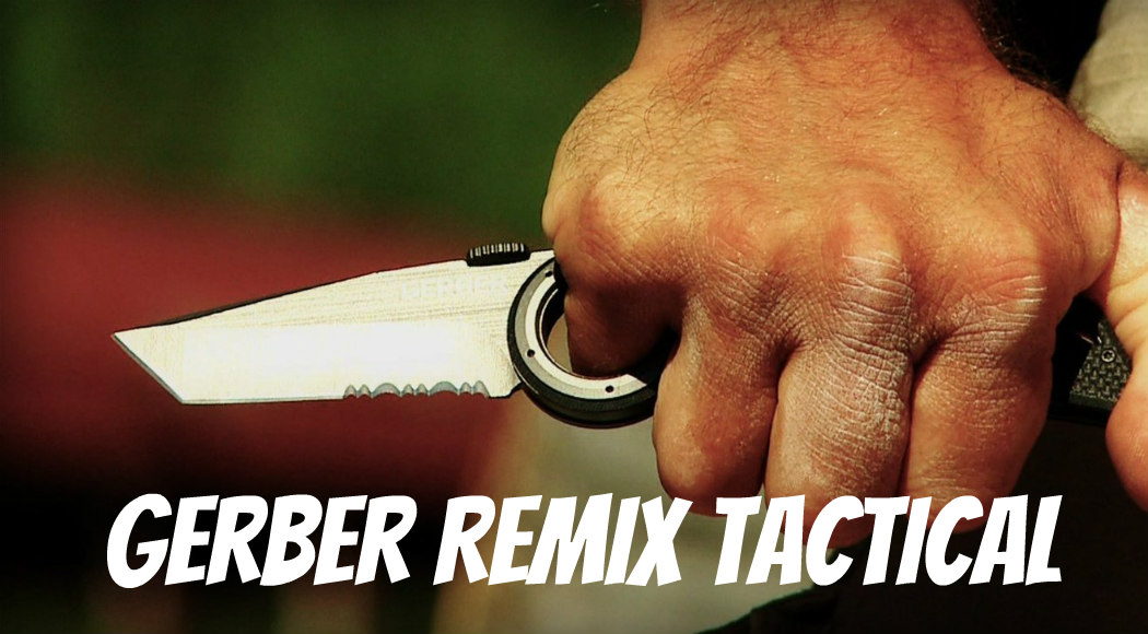 Gerber Remix Tactical Einhandmesser im Test