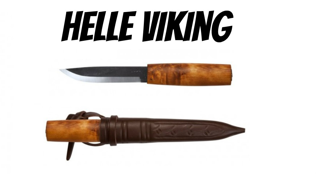 Helle Viking Messer im Praxis test