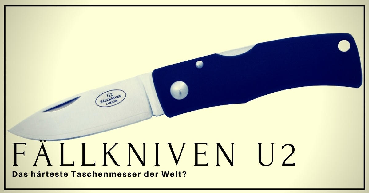 fällkniven U2 messer test