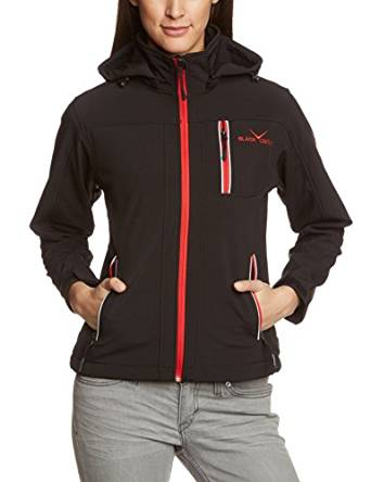 Black Canyon Damen Softshell Jacke