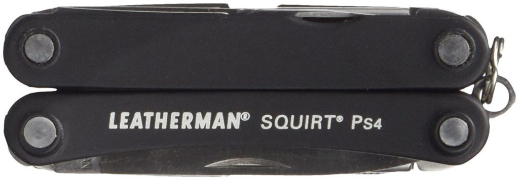 Leatherman Squirt PS4 kleines Multitool