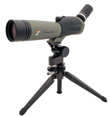 TS Optics Zoom-Spektiv 18-54x55mm