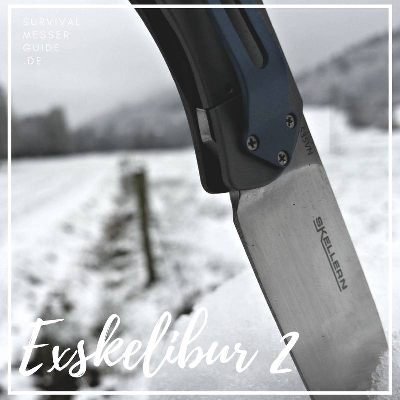 Böker Plus Exskelibur 2 titan test