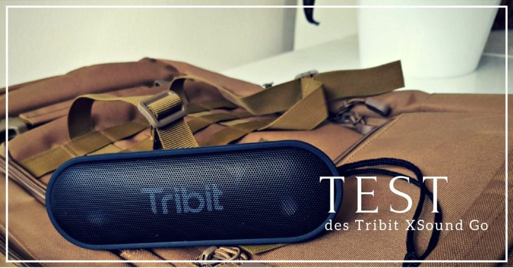 tribit xsound go test bester g nstiger bluetooth. Black Bedroom Furniture Sets. Home Design Ideas