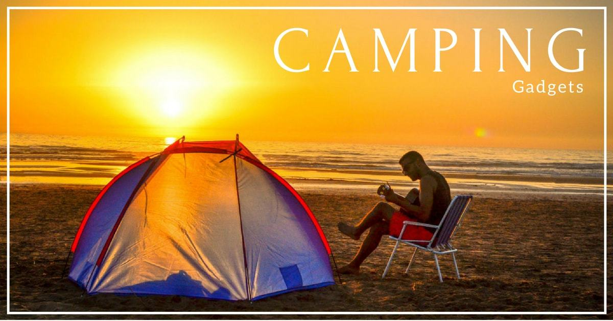 coole camping gadgets