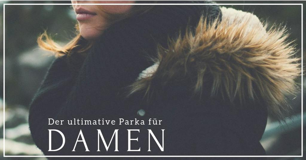 parka damen test