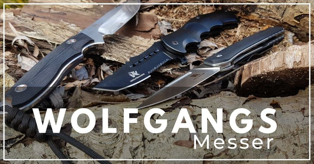 Wolfgangs Outdoormesser Test