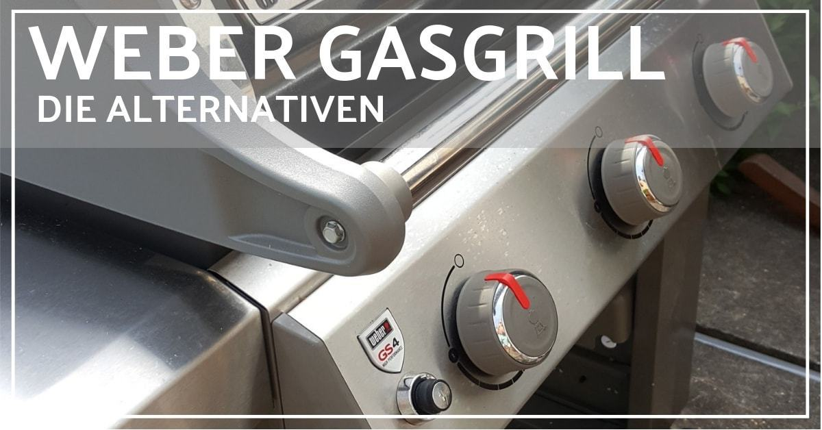weber gasgrill alternative test