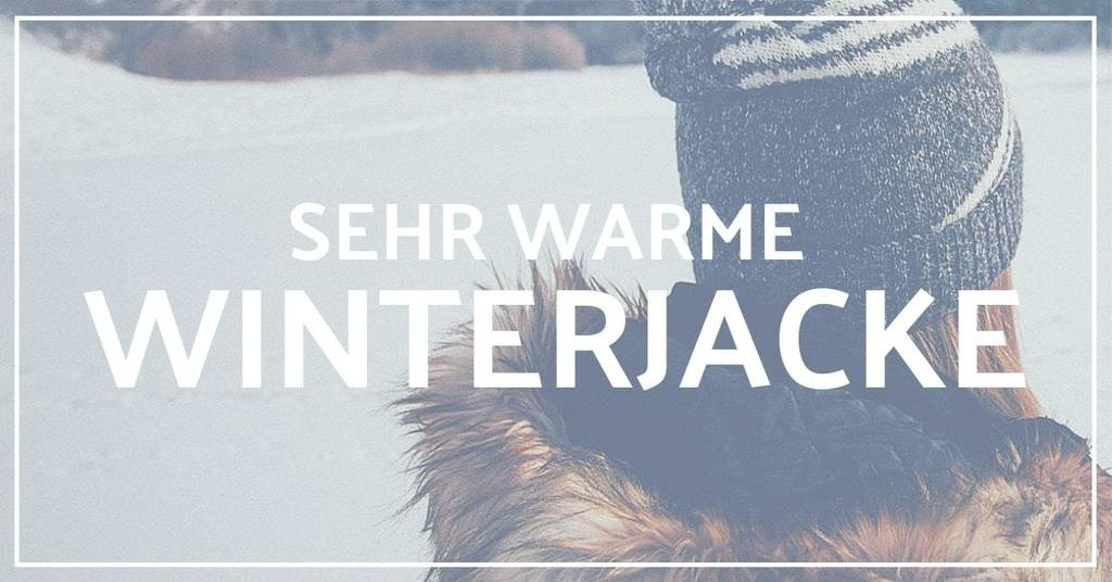 Sehr warme Damen Winterjacke Test
