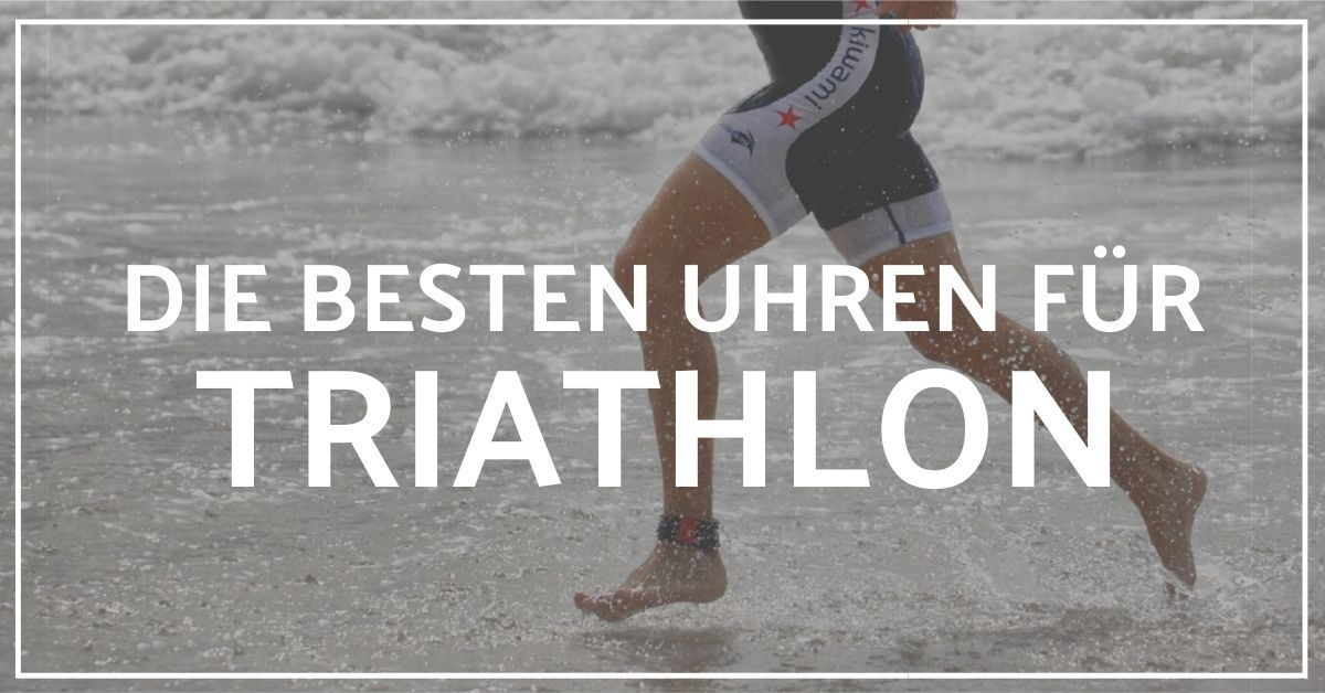 triathlon uhr test